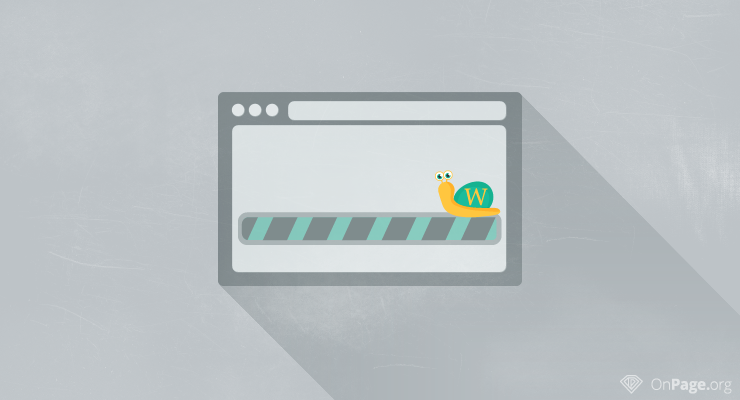 How to optimize the load time of WordPress pages