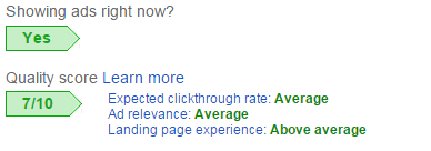 What-Effects-Keyword-Quality-Scores-in-Google-Adwords-Factors online-shop Online Marketing