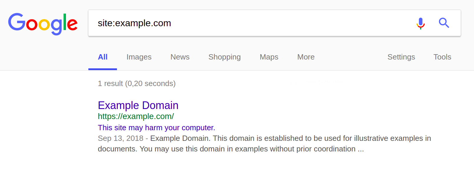 SearchBrothers.com_-_Compromised_Site_SERP_Warning