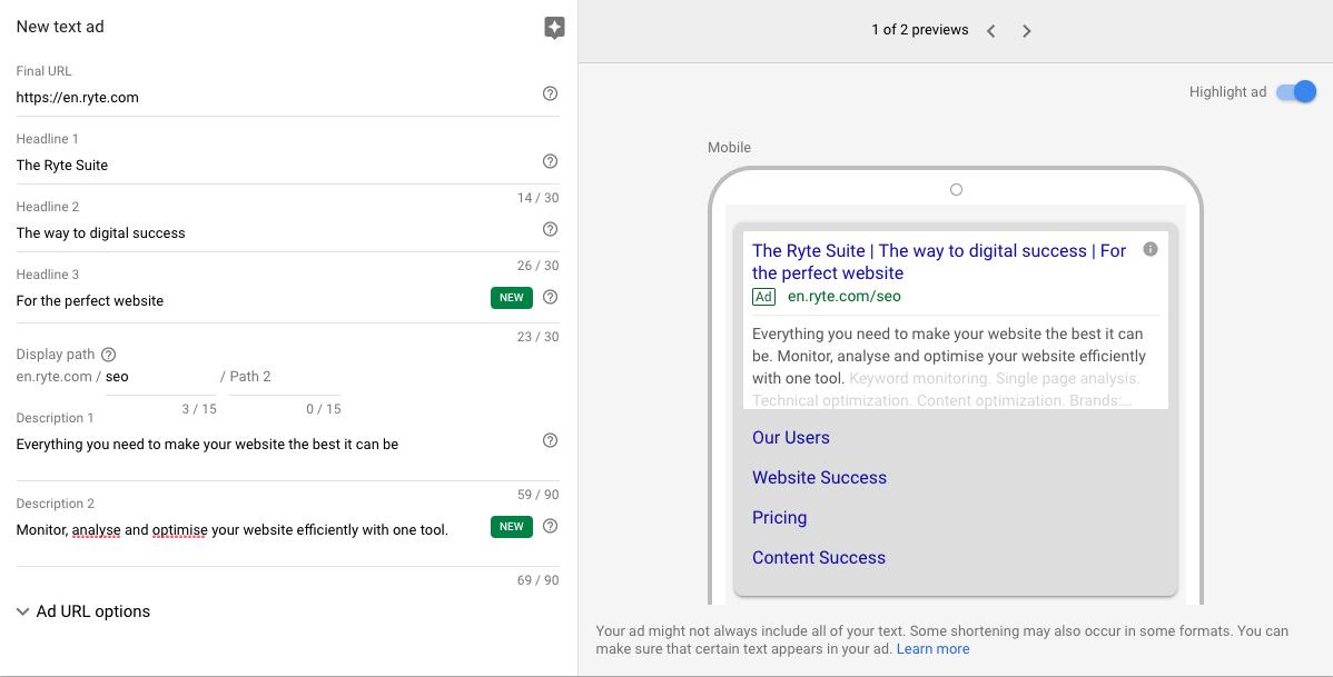 Google-Ads-create-new-ad Google Ads