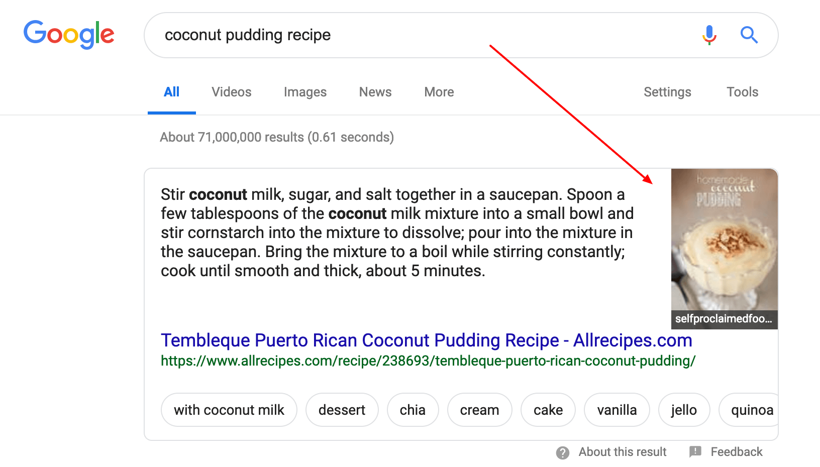 coconut-pudding-recipe-Google-Search-1 Image SEO Image optimization