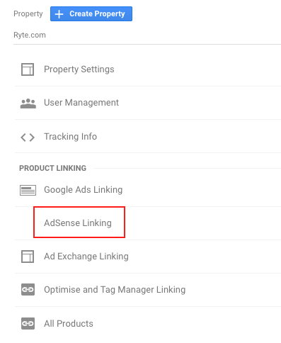15-adsense-linking KPI Google Analytics