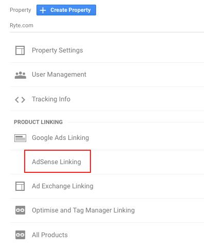 15-adsense-linking KPI Google Analytics