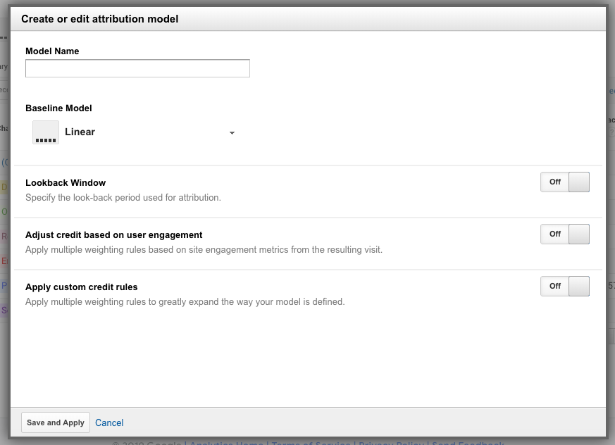 Create-attribution-model mobile seo mobile conversion rates