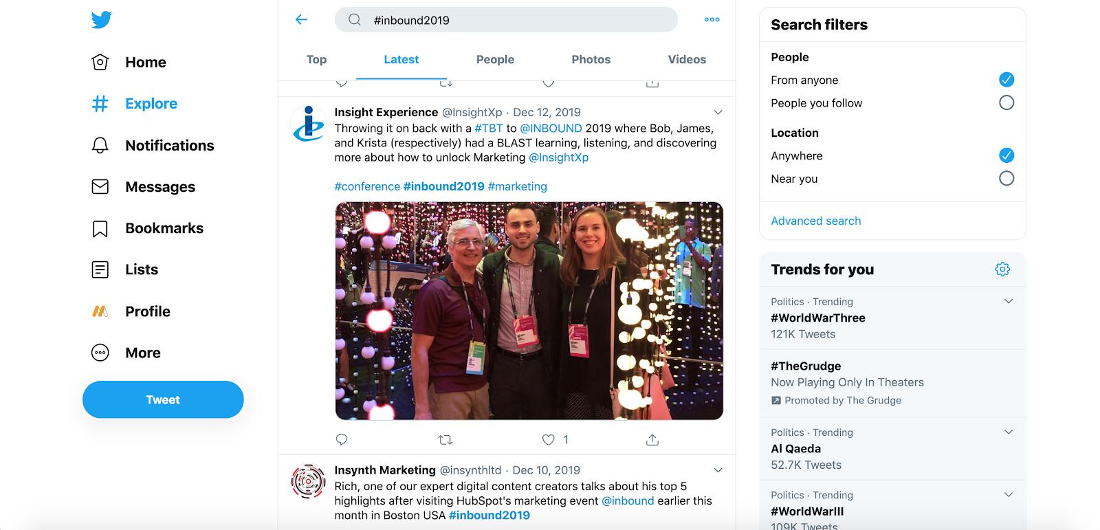 organic-twitter-hacks-monitoring twitter hacks Twitter social media hacks social media organic twitter hacks
