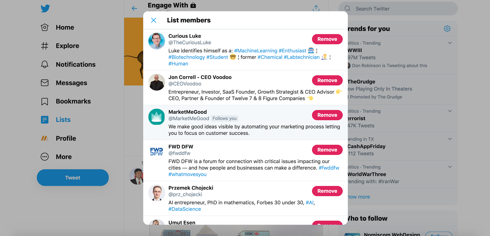 organic-twitter-hacks_screenshot twitter hacks Twitter social media hacks social media organic twitter hacks