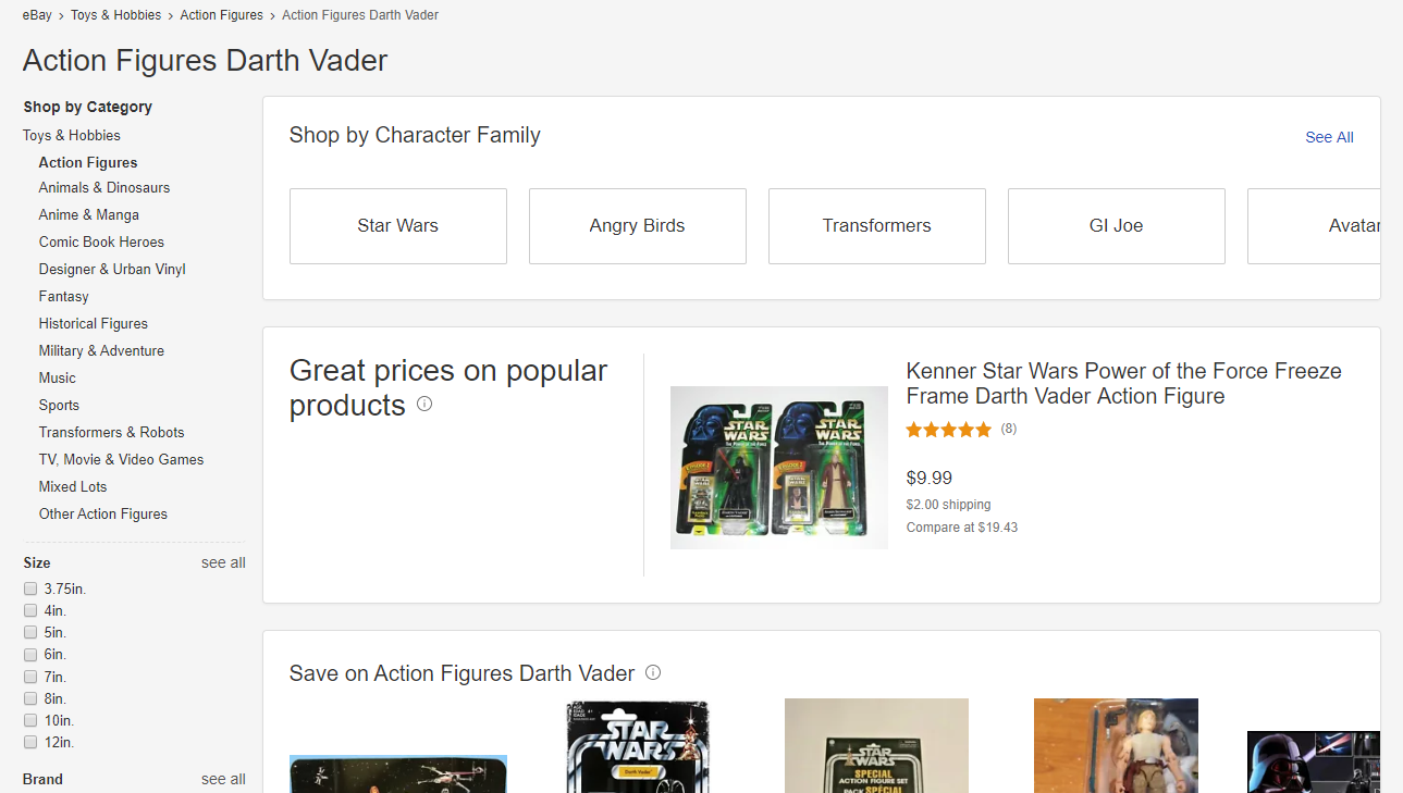 eBay-SERP-example-darth-vader-action-figures