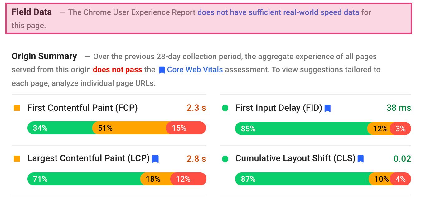 curx_report_fehlende_missing_data_en web vitals measure web vitals measure field data Google Tag Manager field data